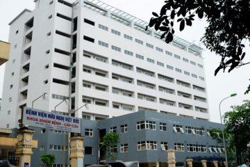 Dự án bệnh viện giao thông vận tải Trung ương